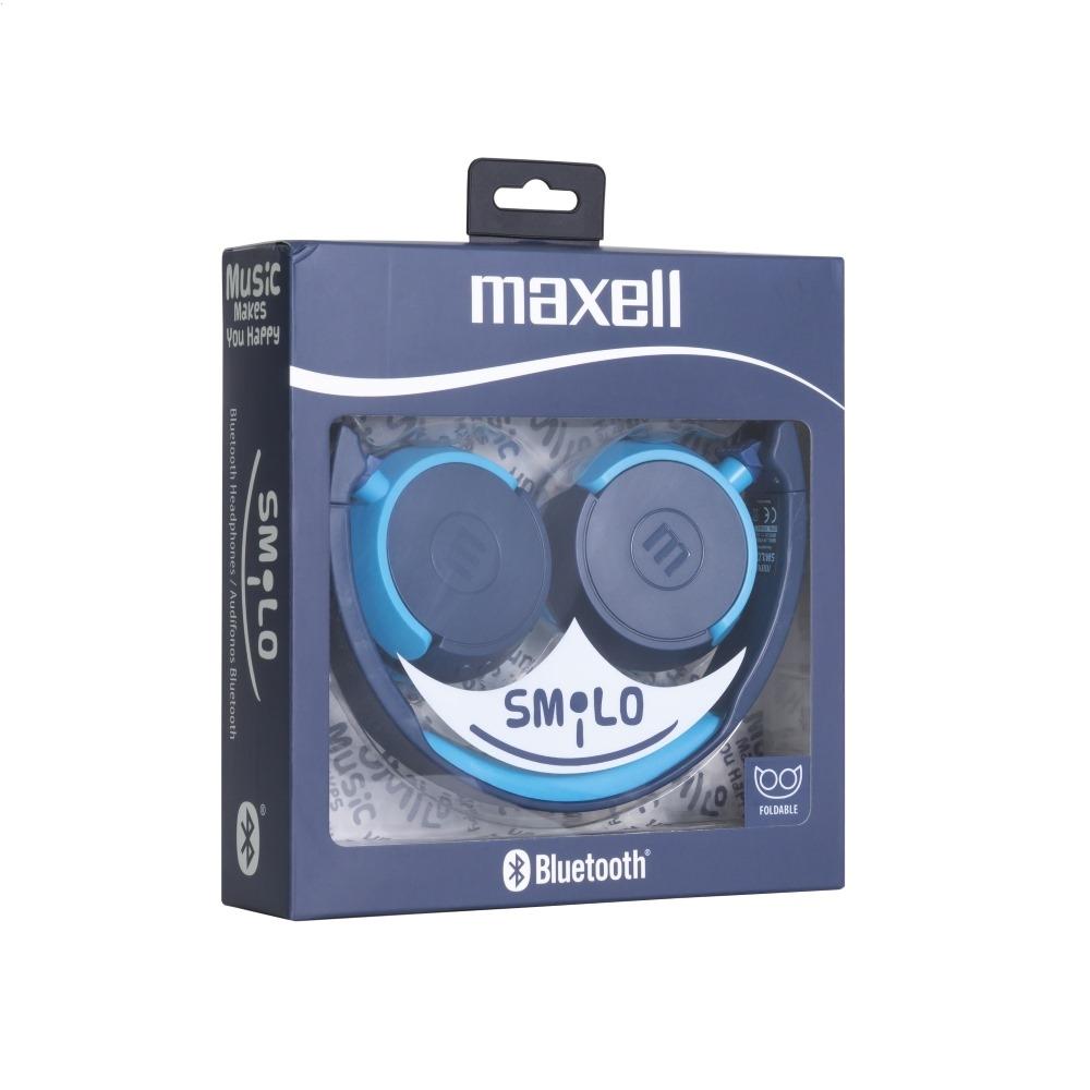 MAXELL HEADPHONES HP-BT400 BLUETOOTH BLUE 304016.00.CN