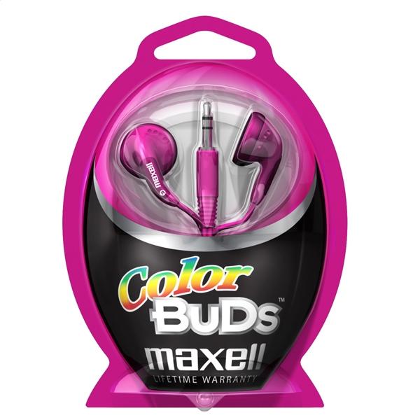 MAXELL SŁUCHAWKI / HEADPHONES CB-Pink 303358.01.CN nový