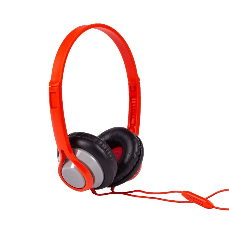 MAXELL HEADPHONES HP-360 MIDSIZE LEGACY RED 348112.00.CN
