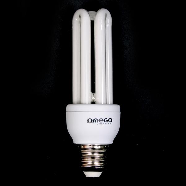 OMEGA ENERGY SAVING BULB - 3U 15 W 2700 K E27 [41181]