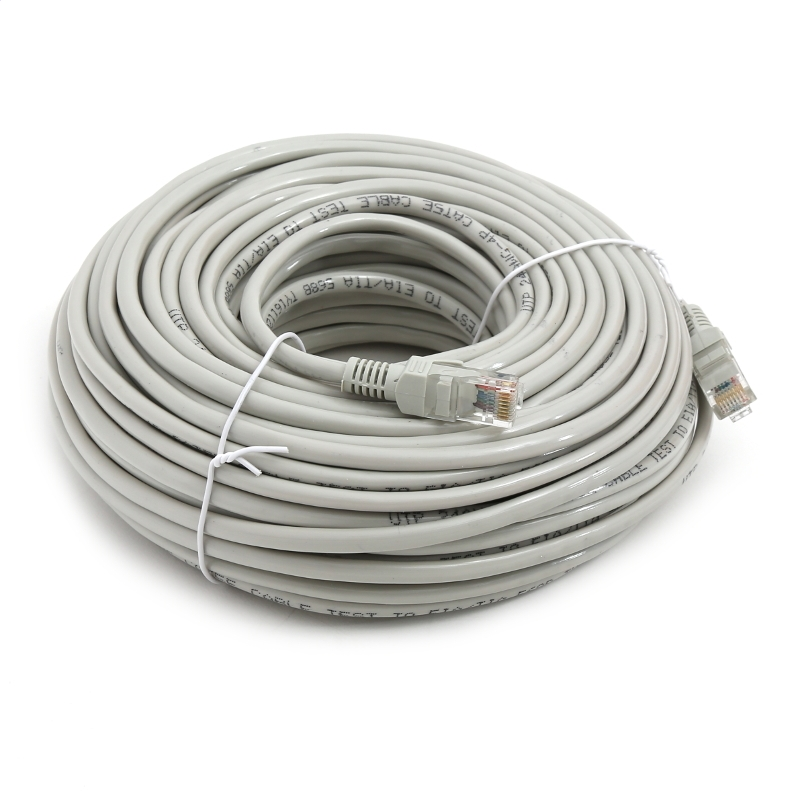 OMEGA NEERWORKING CABLE UTP CAT5E PATCH CORD RJ45 30M [43660]