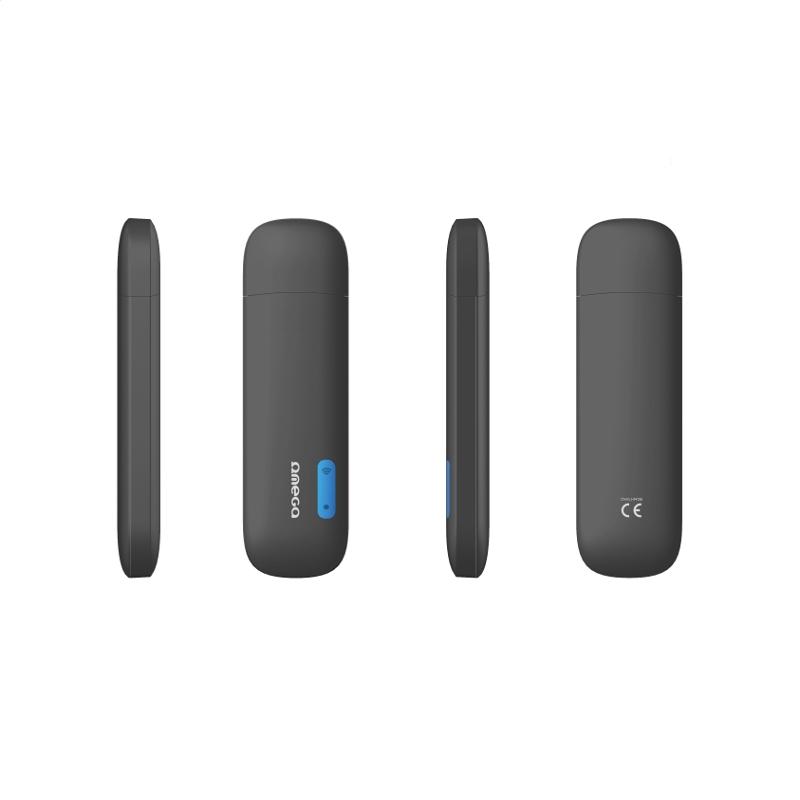 OMEGA USB 3G MODEM 900/1800 GSM 900/2100 MHz UMTS 14,4 Mb / s HSPA + s Wi-Fi modemom