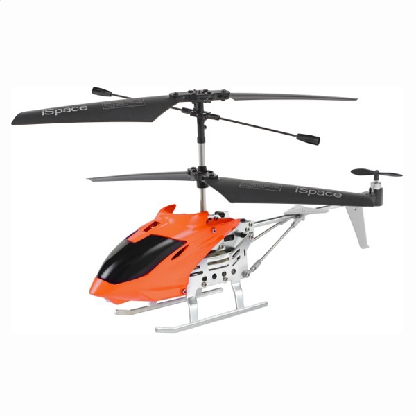Platinet BLUETOOTH Android & IOS HELICOPTER i737 ORANGE 41622