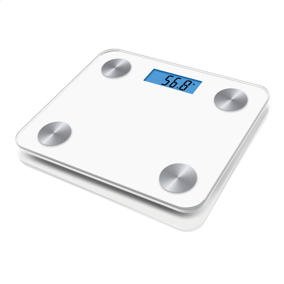 PLATINET KÚPEĽŇA BODY SCALE BLUETOOTH WHITE
