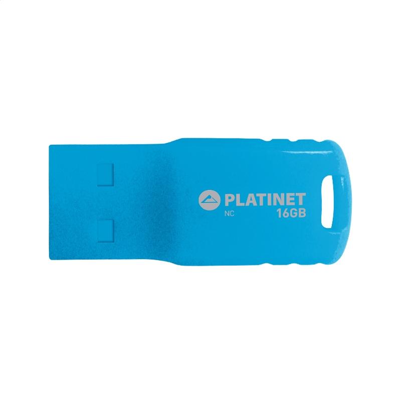 PLATINET PENDRIVE USB 2.0 F-Depo 16 GB MODRÝ [43332]