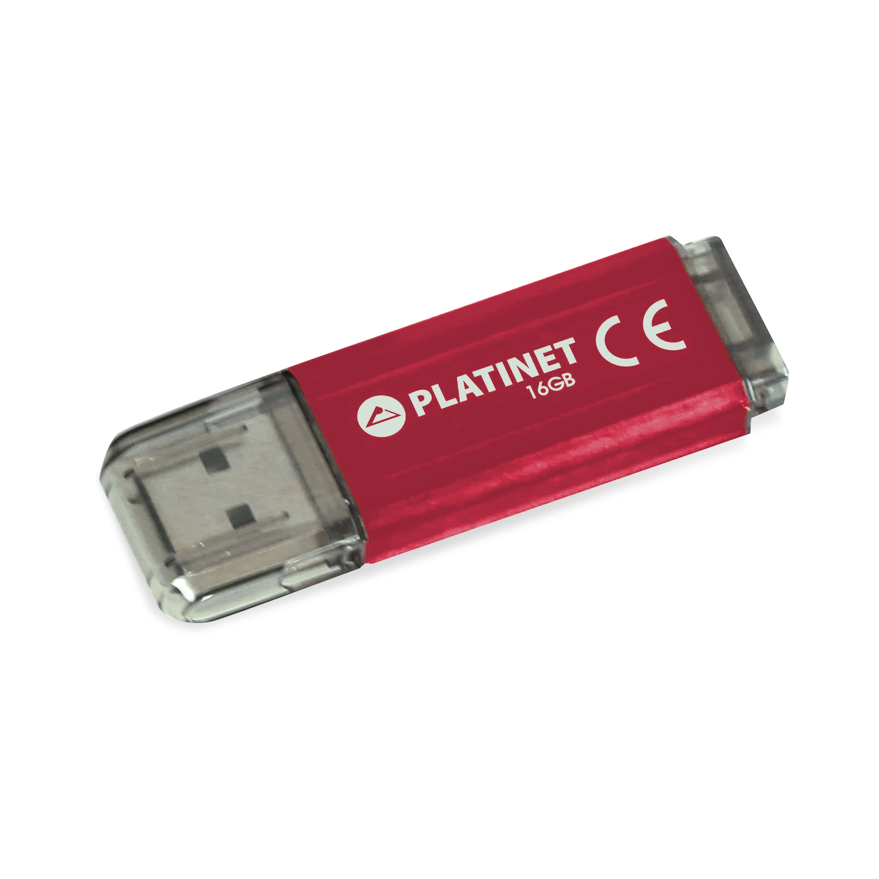 PLATINET PENDRIVE USB 2.0 V-Depo 16 GB ČERVENÉ [42178]