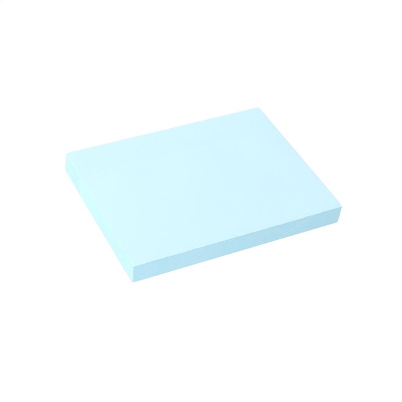 PLATINET STICKY NOTES BLUE 75x100MM 100 LISTOV