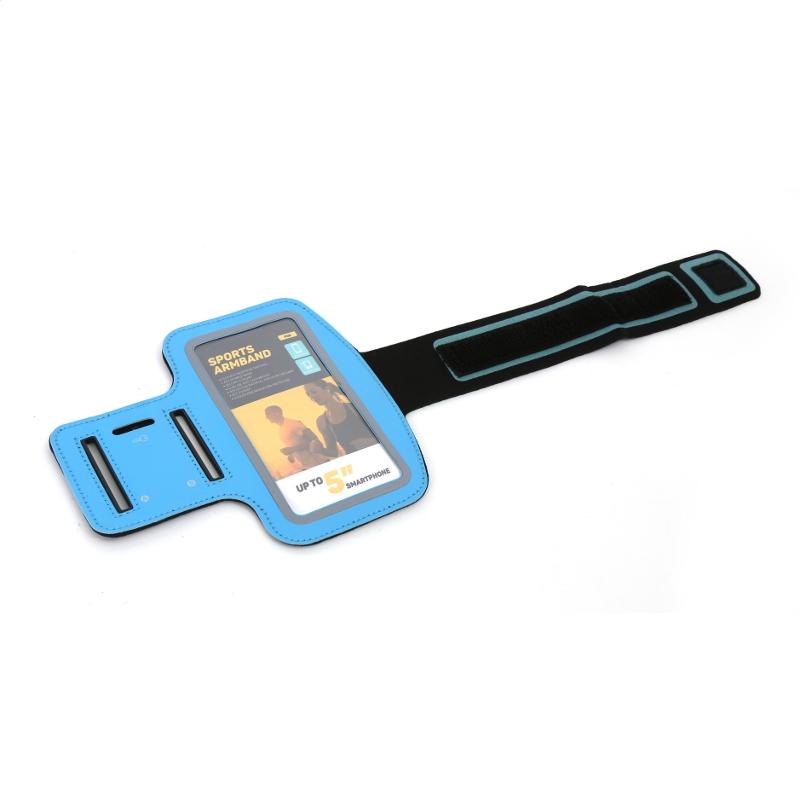 PLATINET SMARTPHONE SPORT ARMBAND / BLUE