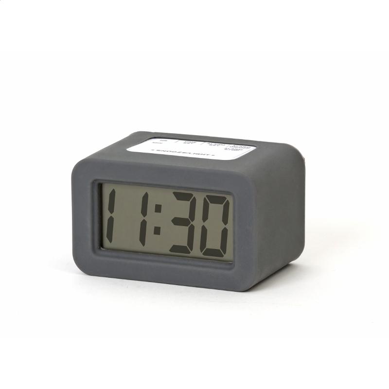 PLATINET ZEGAR ALARM CLOCK DIGITAL / GUMOVÉ KRYTINY