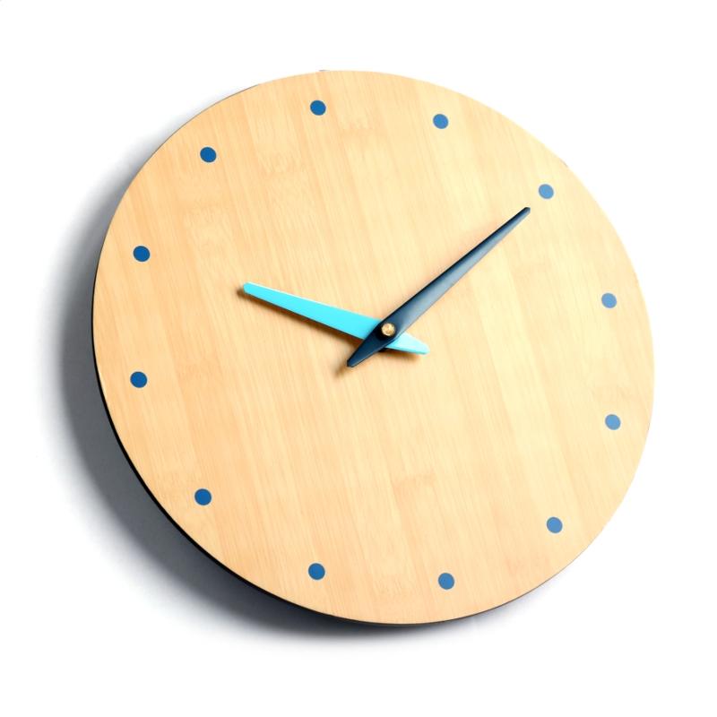 PLATINET ZEGAR / WALL CLOCK JUNE